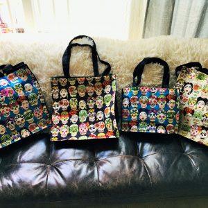 ensemble sacs achat mexico frida kahlo
